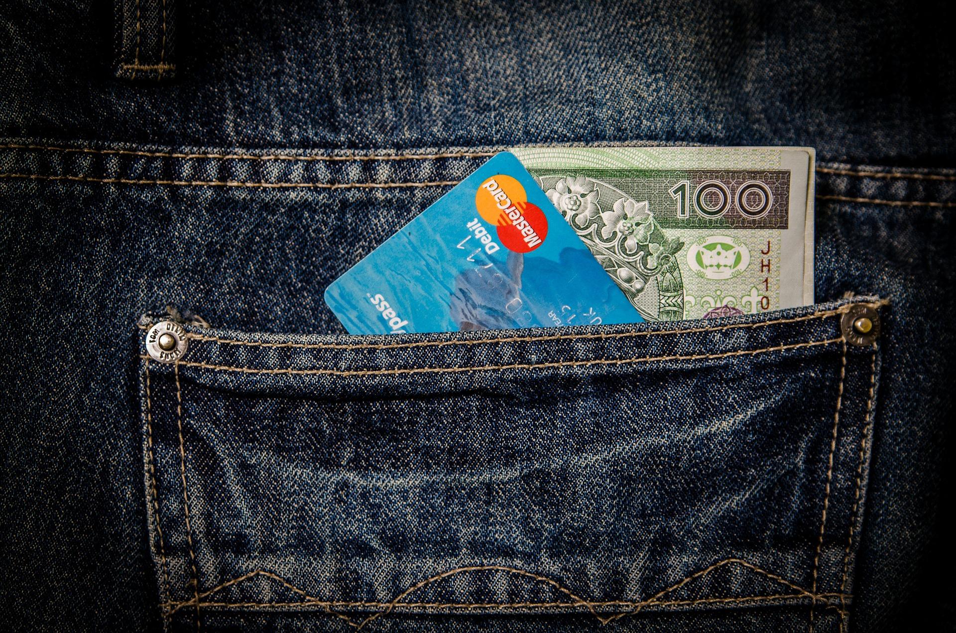 クレジットカードの代用